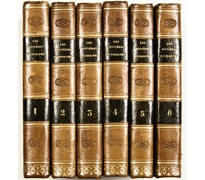 Photos Vivastreet Les mystères d'Udolphe, de Anne Radcliffe, 1808