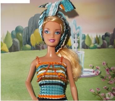 Photos Vivastreet robe de voyage pour Barbie (Madagascar)