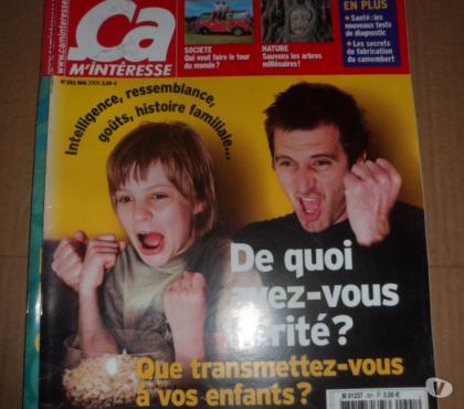 Photos Vivastreet Ça m'intéresse lot de 216 numéros du magazine très bon état