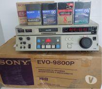 Photos Vivastreet MAGNETOSCOPE HI8 SONY EVO-9800P