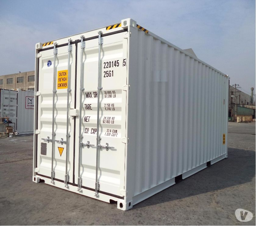 Photos Vivastreet container maritime NEUF 6 metres 2250€