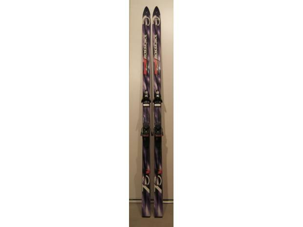 Photos Vivastreet Skis Rossignol 7SV + fixations S877 193 cm