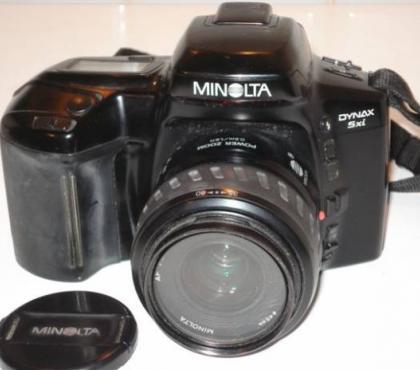 Photos Vivastreet Minolta Dynax 5xi boitier Appareil Photo Argentique