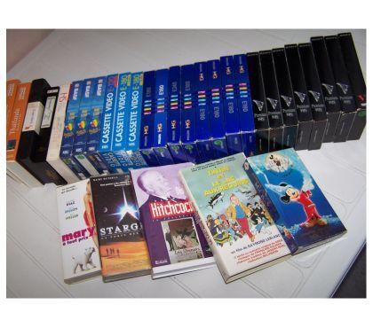 Photos Vivastreet CASSETTES VHS