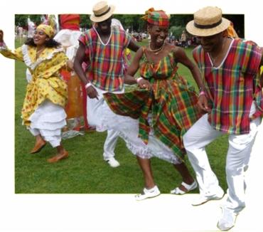 Photos Vivastreet Fanfare antillaise bal creole danse musique caraibe