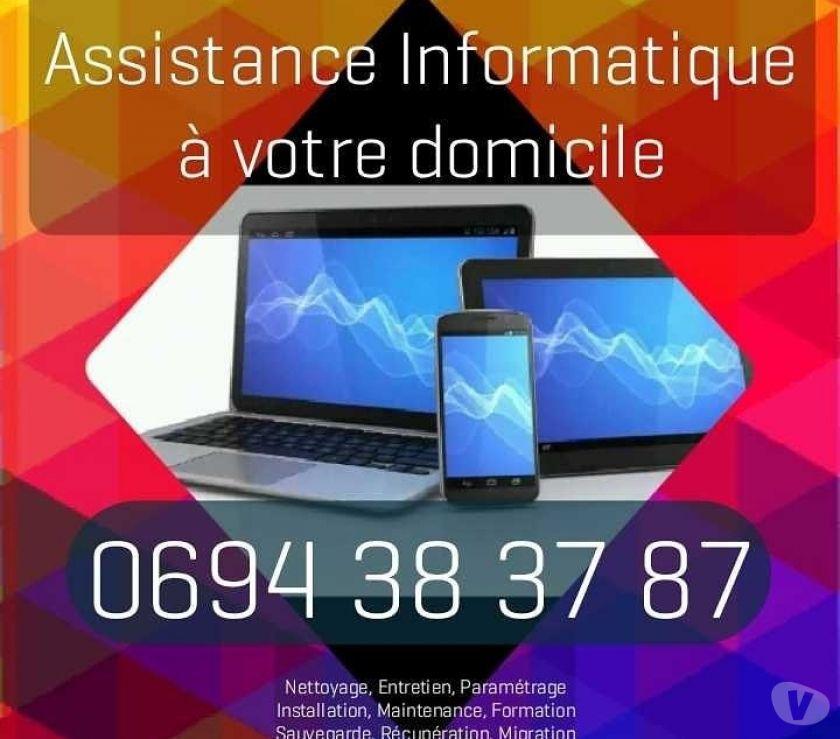 Photos Vivastreet Dépannage Informatique Guyane