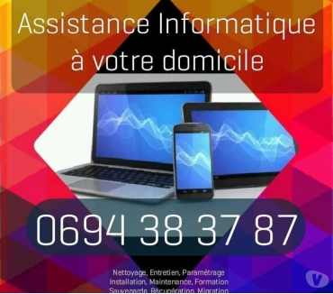 Photos Vivastreet Dépannage Informatique Guyane