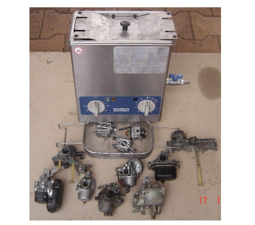 Photos Vivastreet nettoyage ultra son carburateur moteur bijoux etc.