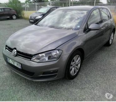 Photos Vivastreet 2014 VW Golf 1.6 TDI BlueMotion Technology Confortline