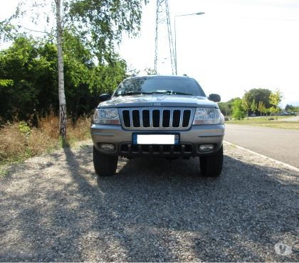 Photos Vivastreet Jeep Grand Cherokee 2.7 Année 2002