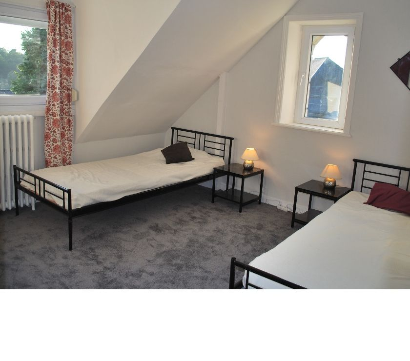 Appartement meublé Finistère Morlaix - 29600 - Photos Vivastreet 01 09 - C2 - Chambre meublée ds maison MORLAIX ht port ADSL