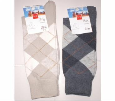 Photos Vivastreet Lot de 2 paires de chaussettes TEX 39-42