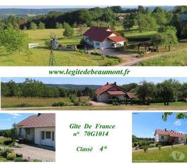 Photos Vivastreet Maison 4* plain pied, salle jeux, à 6km Plombères Les Bains
