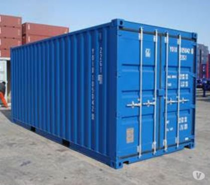Photos Vivastreet Container neuf 6 m 2350€