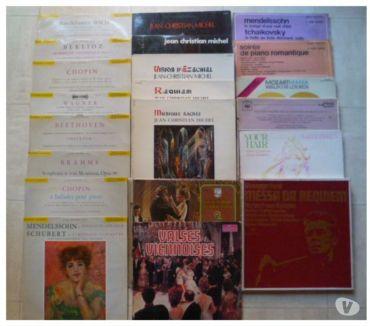 Photos Vivastreet VINYLES - 33 tours - musique classique -