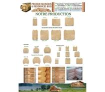 Photos Vivastreet TRES AGREABLE MAISON EN BOIS MASSIF RT2012 (RODEZ)