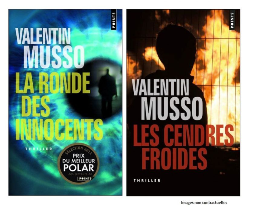 Photos Vivastreet Livres VALENTIN MUSSO