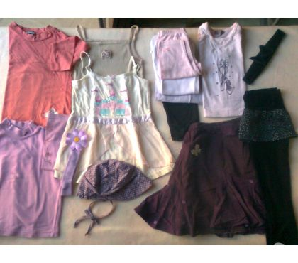 Photos Vivastreet Lot 2 - FILLE - vêtements 2 - 3 ans - zoe