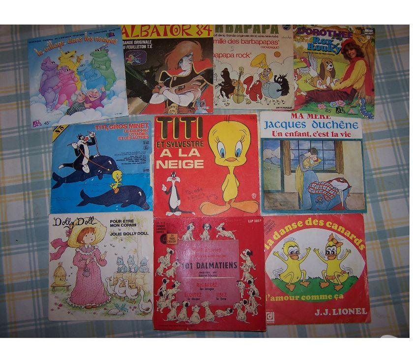 Photos Vivastreet DISQUES POUR ENFANTS