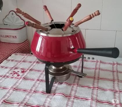 Photos Vivastreet Service à fondue Bourguignonne ou Fromage