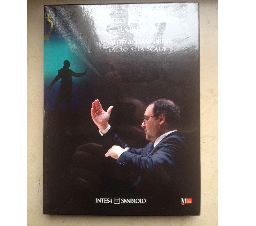 DVD occasion Moselle Nilvange - 57240 - Photos Vivastreet CD+DVD Claudio Monteverdi L'ORFEO