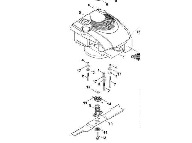 pi ces pour tondeuse viking mb 448 0 t le val d 39 ajol. Black Bedroom Furniture Sets. Home Design Ideas