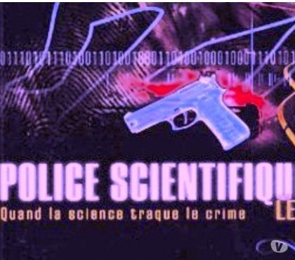 Photos Vivastreet Police scientifique : Quand la science traque le crime