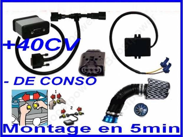 Photos Vivastreet BOITIER ADDITIONNEL ELECTRONIQUE PUCE POWER 40CV CAMPING CAR