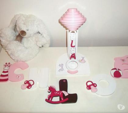 Photos Vivastreet Lettres en bois décoratives pour bébé