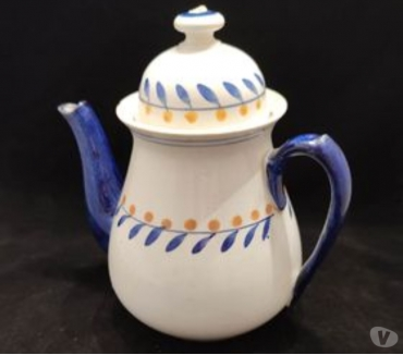Photos Vivastreet Théière porcelaine opaque de Giens