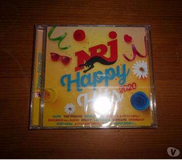 Photos Vivastreet CD NRJ Happy Hits 2020 (Neuf)