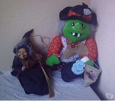 Photos Vivastreet Peluche Sorcière Halloween à 5 €