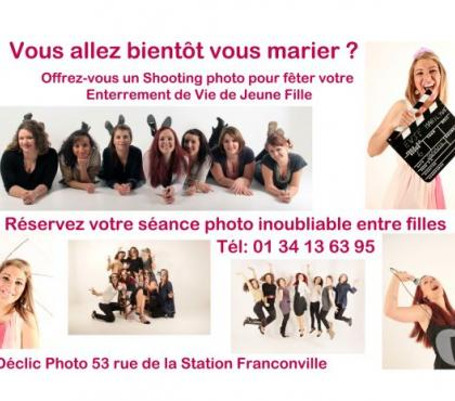 Photos Vivastreet Shooting Enterrement de vie de jeune fille