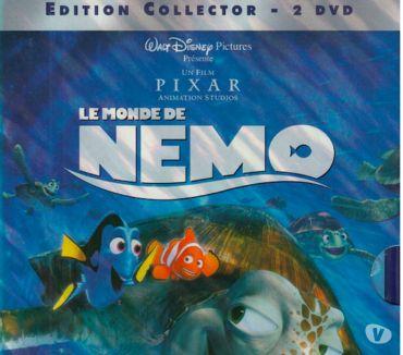 Photos Vivastreet DVD Monde De Nemo Walt Disney - Edit Collector - Double DVD