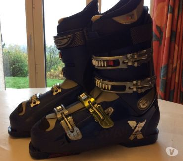 Photos Vivastreet CHAUSSURES SKI ALPIN HOMME SALOMON X WAVE 8