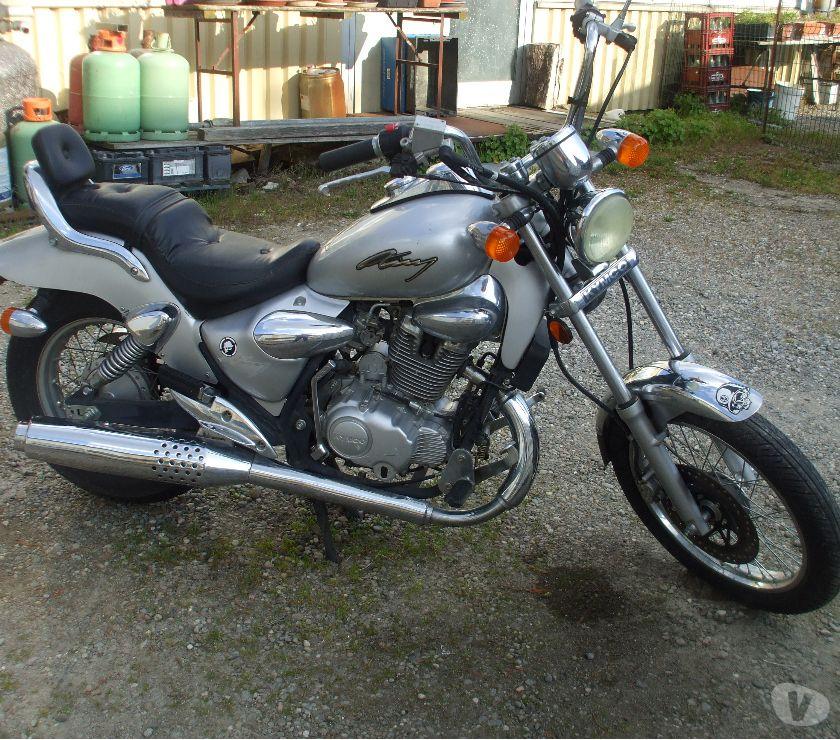 Moto d'occasion Haut-Rhin Colmar - 68000 - Photos Vivastreet Sur Colmar, Belle Kymco 125 cm3 an. 1998