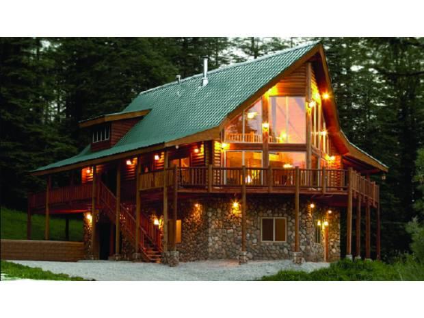 Belle maison en rondin gros diametre et rt2012 alpine for Maison rondin prix