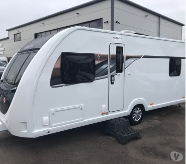 Photos Vivastreet Caravane Swift Challenger 2019