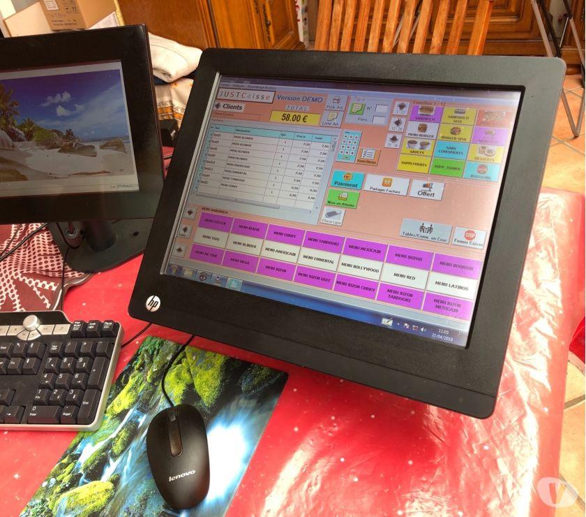Photos Vivastreet PC Caisse enregistreuse Pizzeria fast food où autres