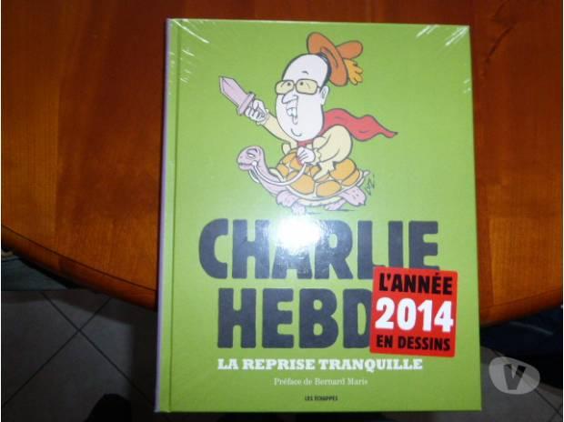 Photos Vivastreet Livre en dessin 2014 Charlie Hebdo