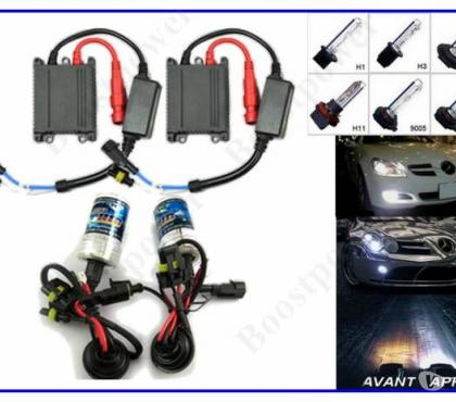 Photos Vivastreet Kit xenon HID H7 H1 H4 H3 H8 H9 H11 feu phare moto scooter