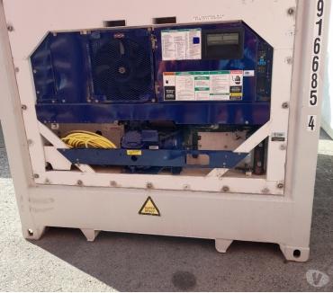 Photos Vivastreet container frigorifique CARRIER 3metres HC