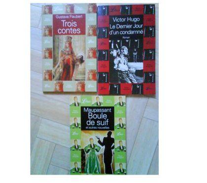 Photos Vivastreet livres classiques