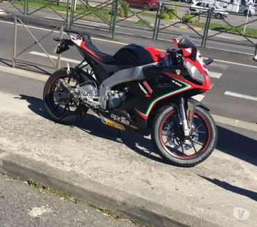 Photos Vivastreet rs4 aprilia