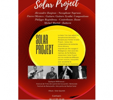 Photos Vivastreet JAZZ ,SOLAR PROJECT