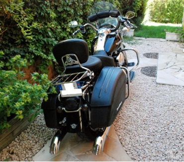Photos Vivastreet Superbe Harley davidson road king custom