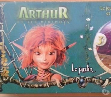 Photos Vivastreet jeu de société Arthur et les Minimoys - le jardin