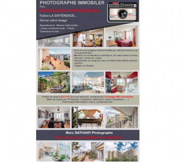 Photos Vivastreet Photographe Immobilier Paris, Essonne, V. de Marne 75,91,94