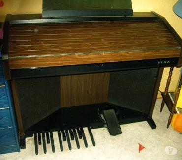 Photos Vivastreet orgue Elka C700 Professionnel