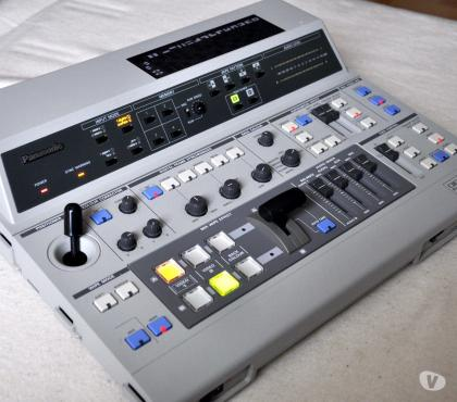 Photos Vivastreet PANASONIC WJ-MX12 DIGITAL AUDIO VIDEO MIXER PROFESSIONAL